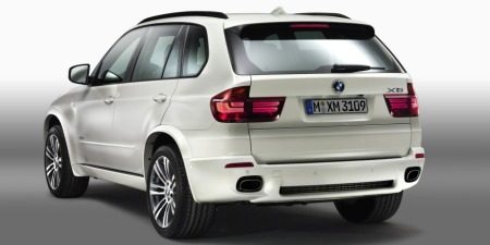 BMW X5 M Sports Package 2010