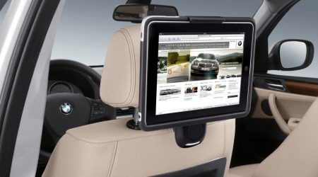 BMW iPad houder