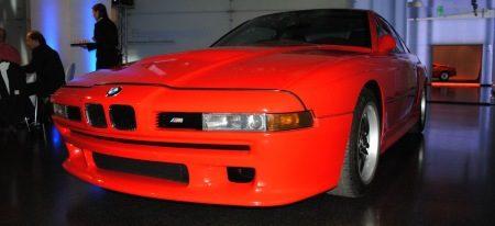BMW M8 maakt rood weer mooi