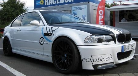 Ringridder: BMW M3 CSL