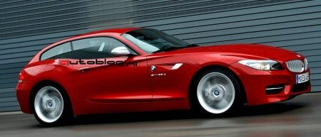 Kom Maar Door Bmw Z4 Shooting Brake Autoblog Nl