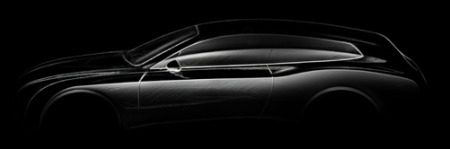 Bentley Continental GTC Touring Superleggera shooting brake teaser