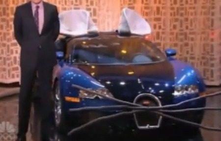Bugatti Veyron muis