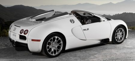 Bugatti Veyron Grand Sport voor Jay-Z