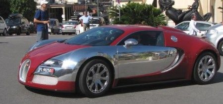 Bugatti Veyron Centenaire Achille Varzi