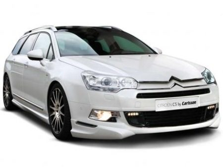 Citroën de witte motor...