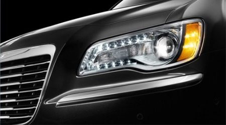 Chrysler 300C 2011 teaser