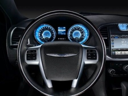 Chrysler 300C interieur