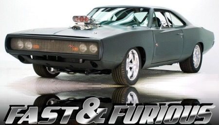 Dodge Charger RT 1970 Fast Furious