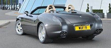 Ferrari 550 Barchetta Zagato