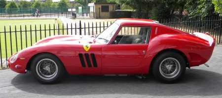 Ferrari 250 GTO evo