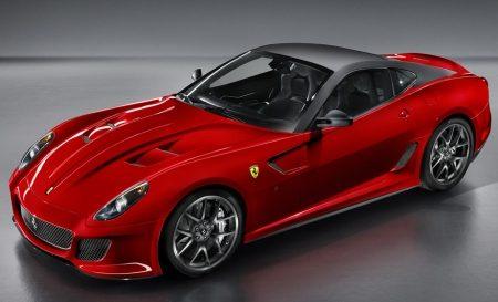 Ferrari 599 GTO - snelste Ferrari volgens Ferrari