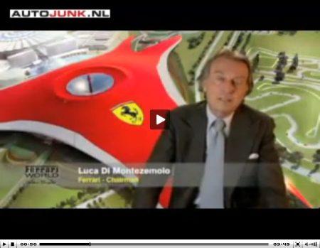 Ferrari World video
