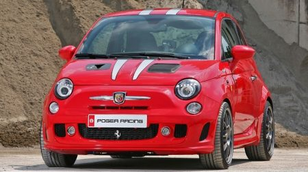 Fiat 500 Pogea Racing
