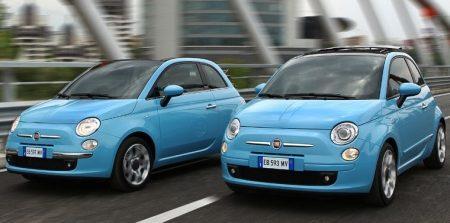Fiat 500 tweecilinder