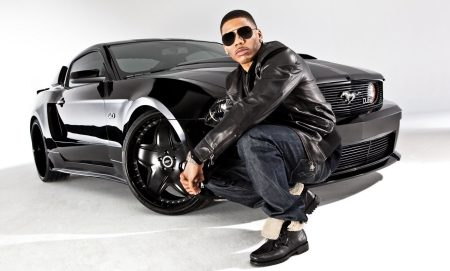 Ford Mustang GT ft. Nelly