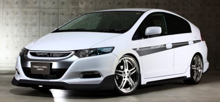 Honda Insight Tommy Kaira