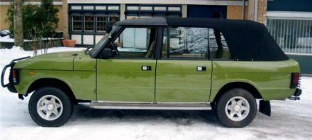 Range Rover Landaulet