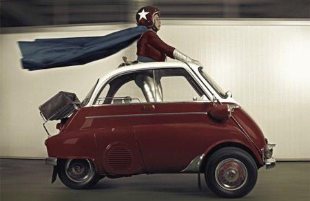 Isetta Super Oma