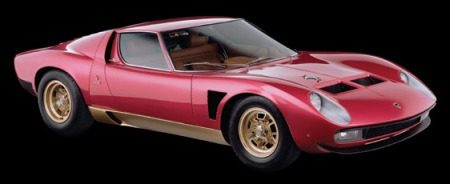 Lamborghini Miura SV Jota, 1971