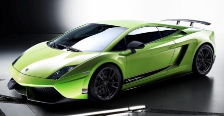 Lambo Gallardo LP570-4 SuperLeggera