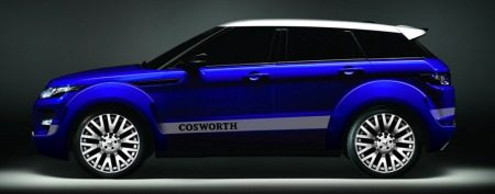 Kahn Range Rover Evoque powered by Cosworth
