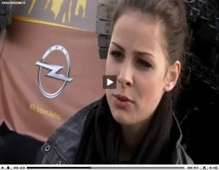 Lena loves Opel