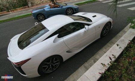 Lexus LFA Monaco