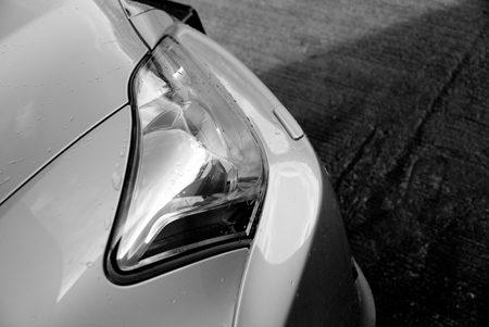 Lexus IS 250c koplamp