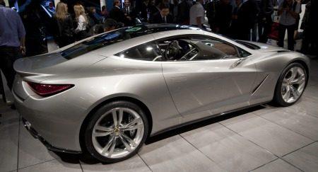 Lotus Elite Concept Parijs 2010