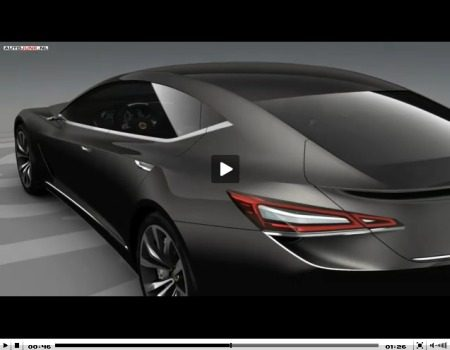 Lotus Eterne Concept video