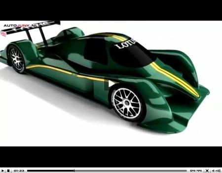 Lotus Motorsport toekomst