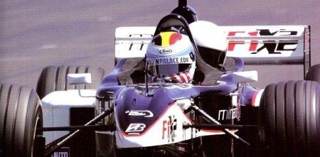 Minardi F1X2