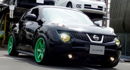 Nissan Juke chopster?