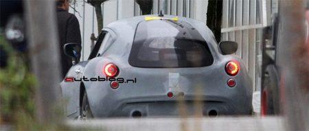 Spyshot BMW PGO