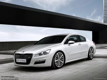 lekker fantaseren over peugeot 508 coup. Black Bedroom Furniture Sets. Home Design Ideas