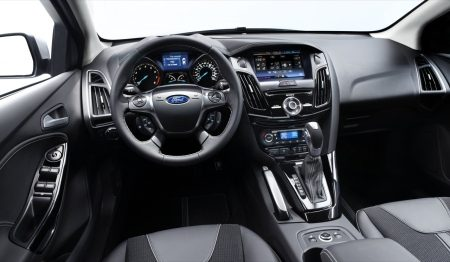 Ford Focus interieur