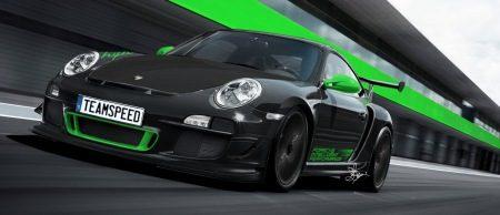 Porsche GT3 Hybrid impressie