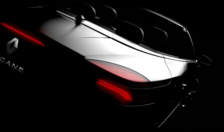 Renault Megane CC kont teaser