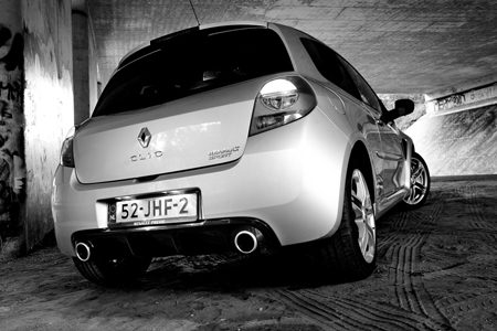 Renault Clio RS bips