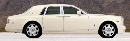 Rolls-Royce Phantom recall