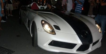 SLR Stirling Moss tuning ftw!