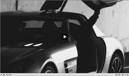 SLS AMG video