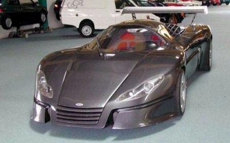 Sbarro GT1
