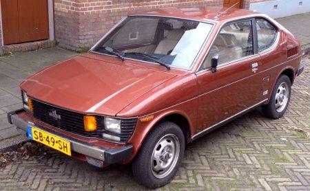 Oude Suzuki Modellen