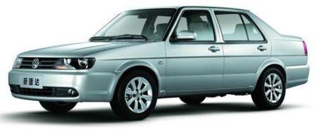 oude VW Jetta