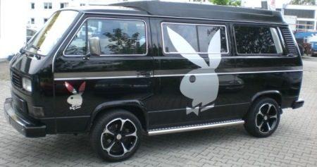 VW T3 is altijd cool