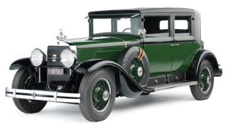 Cadillac 341-A Town Sedan