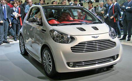 Aston Martin Cygnet Genève