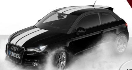 Audi A1 config